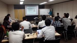 工務店WEB集客担当者育成研修STEP1集客設計終了!
