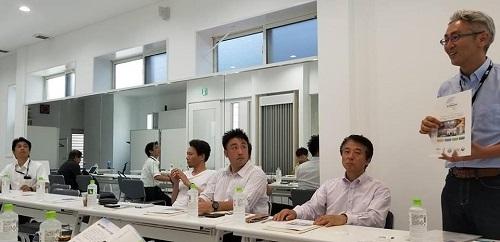 森本次長|無添加住宅九州沖縄ブロックミーティング