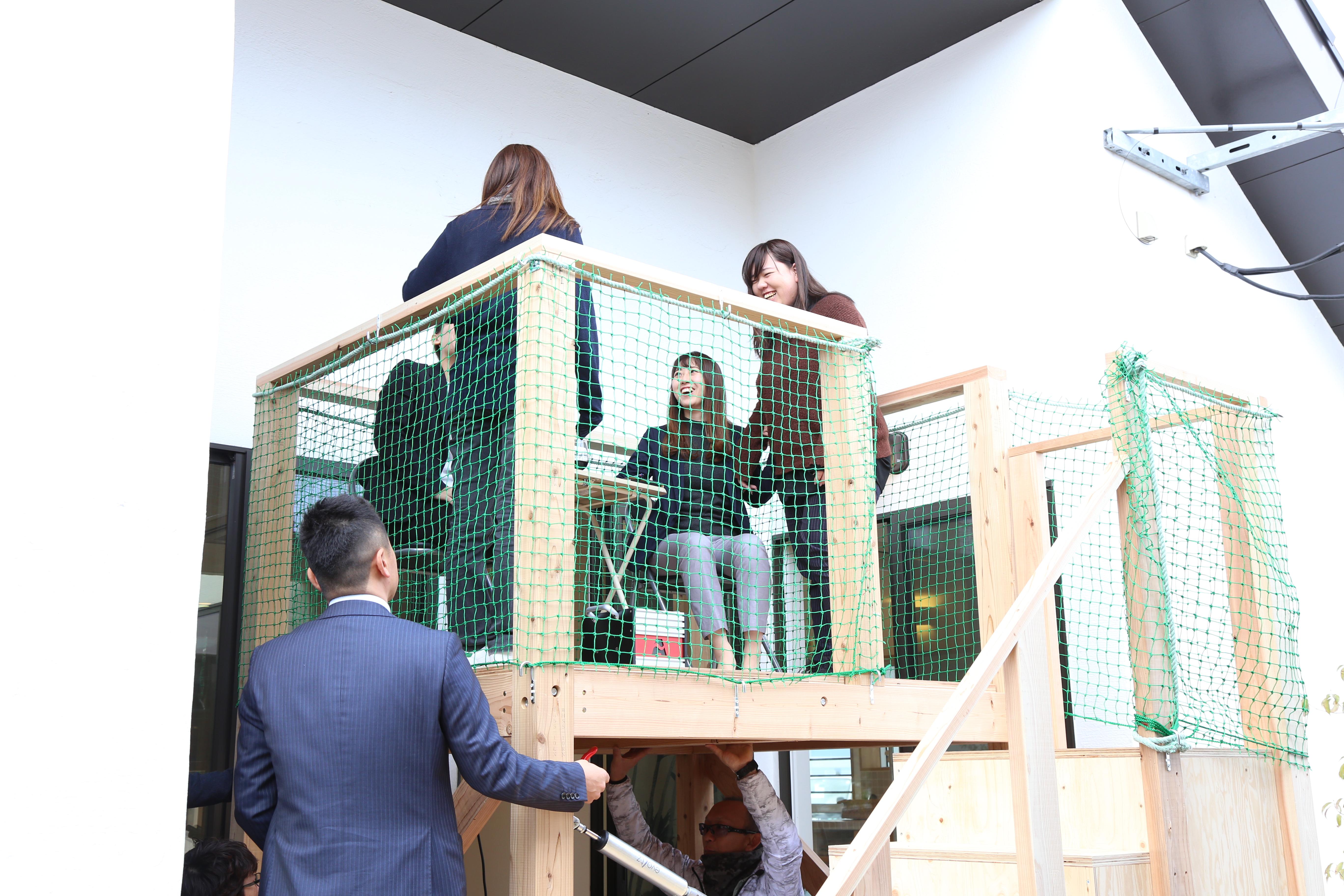 大分県初総合住宅展示場の敷地内に「地震対策制振体感棟」常設設置|坂井建設プレスリリース