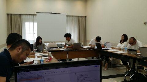 坂井建設幹部合宿20180701 アイキャッチ