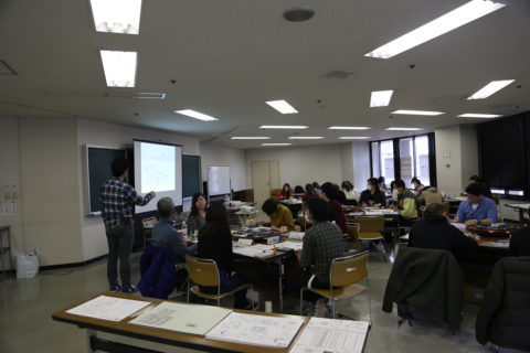 「第1回坂井建設MG」を開催しました。1日目