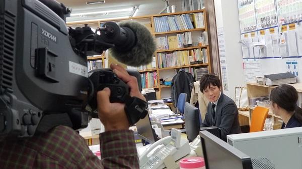 坂井建設 NHKの取材|工務店集客ドットコム