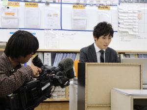 NHKにて坂井建設の福利厚生について放映されました。