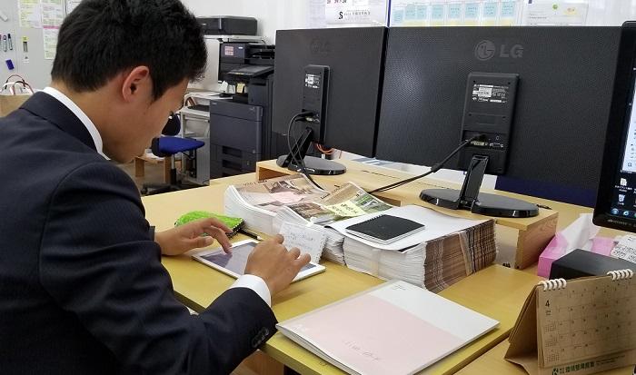 坂井建設 新入社員 小田さん 工務店集客ドットコム