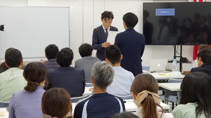 坂井建設第25期組織発表会|工務店集客ドットコム