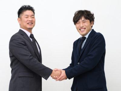 坂井建設 新社長 臼井栄仁について取材されました