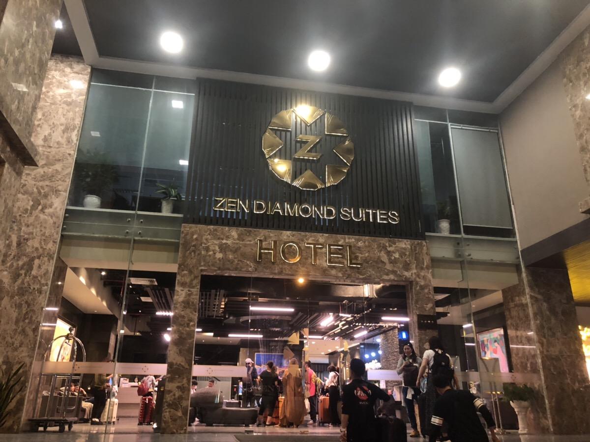 ホテルはダナンの中心部|社員研修旅行 ベトナム ダナンへ。|工務店集客.COM