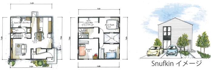 基本1|エアコンだけで快適新住宅|工務店のプレスリリース|大分の工務店 坂井建設