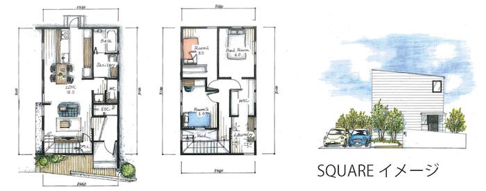 エアコンだけで快適新住宅『sakai』|工務店のプレスリリース|大分の工務店 坂井建設