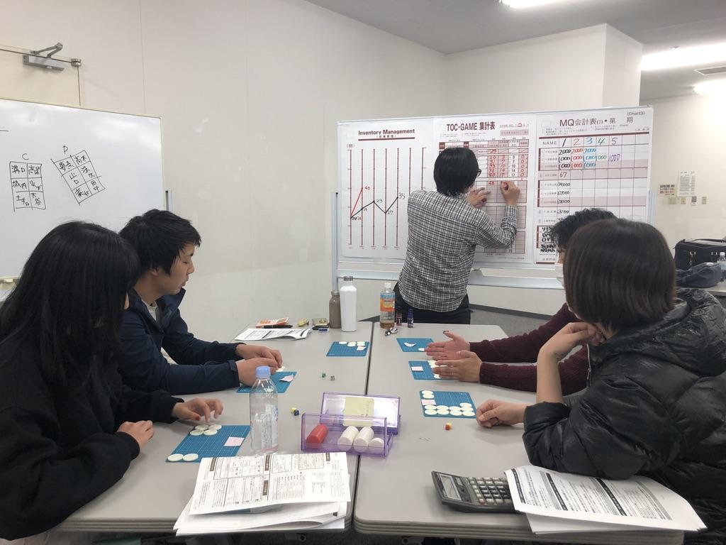 TOC理論をゲームで学ぶ