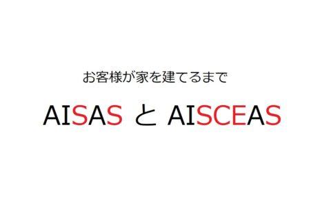 お客様が家を建てるまで② AISASとAISCEAS|工務店集客ドットコム