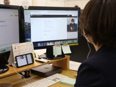 新建ハウジングに社内情報共有の取り組みが紹介されました!