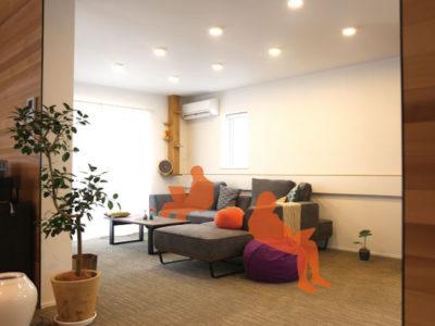 大分初!モデルハウスをコワーキングスペースへ『SAKAIオフィス』仮運用開始